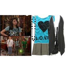 """Alex Russo- Retest //Requested by; ?Jstrawberry1?fudgy buddy's?"" by jc10 on Polyvore"