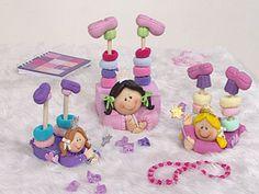 Manualidades y Artesanías | muñecas porta accesorios| Noemí Domínguez| FOXlife.tv