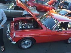 #mgagt #mga #classic #classiccar #supercarsunday #euro #classiceuropean #shelflifeshop #sportscar #british #losangeles