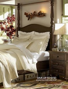 Pottery Barn More Potterybarn Relaxing Bedrooms Bedrooms Accessories