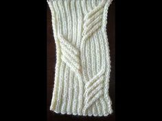 Cable stitches,Knitting patterns,Charts, tutorials