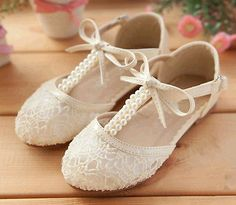 Hey i found this really awesome etsy listing at httpsetsy handmade pink lace flower girl shoes ivory flat pearl bridesmaid wedding shoes mightylinksfo Choice Image