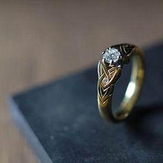 gaelic celtic engagement rings - Google Search Celtic Engagement Rings, Wedding Rings, Google Search, Jewelry, Jewlery, Jewerly, Schmuck, Jewels, Jewelery