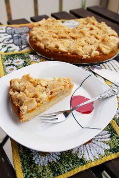 Totally Veg!: Pudding-Streuselkuchen