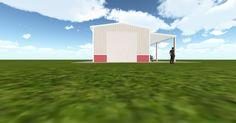 #3D #Building built using #Viral3D web-based #design tool http://ift.tt/1NwrHWW #360 #virtual #construction