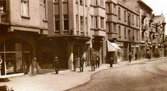 Denizciler Caddesi ve Ankara Eczanesi - 1938.