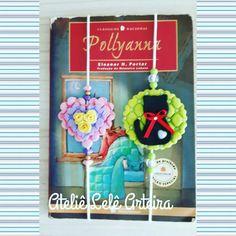 #marcadordepaginas #AtelieLeleArteira #biscuit #porcelanafria #lembrancinha #AlessandraMayrink #sobencomenda