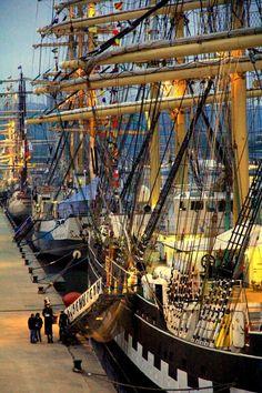 armada rouen 2013 - photo d'Hélène--look at all that rigging