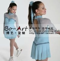 BOART hot sales Ice Skating Dress Beautiful Figure New Brand Ice Dress Competition customize A1151