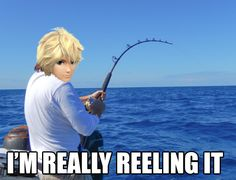 I'm Really Reeling It | I'm Really Feeling It | Know Your Meme