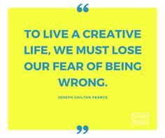 How to live a creative and fullfilling life. lymarivelez.com