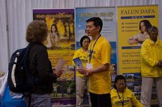 Recent Falun Gong Events in North America | Falun Dafa - Minghui.org