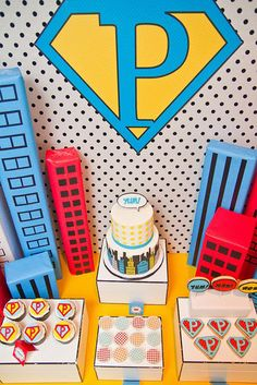 Fiestas Infantiles de Superhéroes