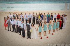 cool wedding photo idea