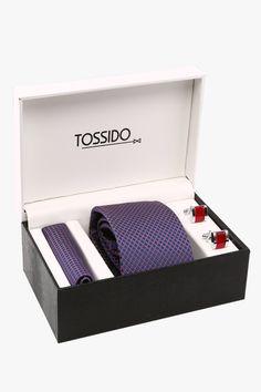 Tossido Necktie Gift Set