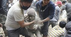 osCurve   Contactos : Terremoto de 7,9 sacude a Nepal -