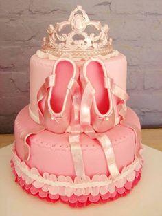 Ballet -cake
