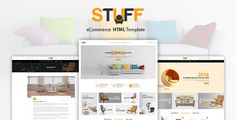 Stuff - eCommerce Furniture Template