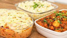 Mashed Potatoes, Salsa, Good Food, Food And Drink, Gabriel, Ethnic Recipes, Youtube, Tasty Food Recipes, Ziti Bake