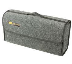 Mit der robusten und geräumigen Kofferraumtasche Toolbag haben Sie immer alles Wichtige unterwegs dabei und sorgen dazu für Ordnung im Kofferraum.
