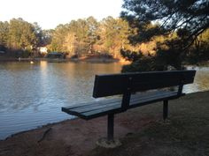 Huddleston Pond Peachtree City GA This Is My Favorite Thinking Place That Goes