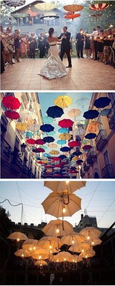 umbrellas by MylaMi