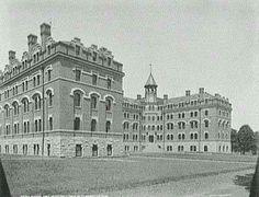 Vanderbilt University  Kissam Hall Circa: 1900
