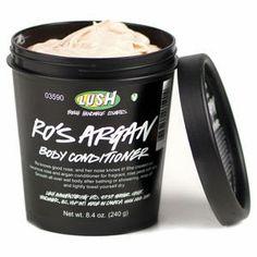 LUSH Ro's Argan Oil Body #Conditioner