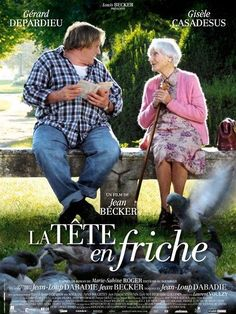 LA TÊTE EN FRICHE / Mis tardes con Margueritte (Jean Becker, 2010)