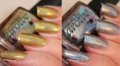 Colors by llarowe  Silver and Gold duo