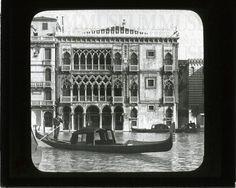 Palazzo Ca d'Oro, Venice (N.E.), Italy | saskhistoryonline.ca