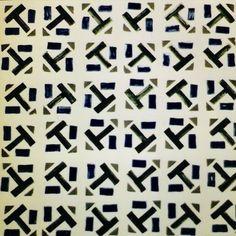 Art Lesson Plan: Stamp Print Letter Design