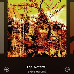 What are you listening to on @spotify #steveharding #thewaterfall #feelgoodmusic