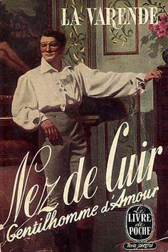 Nez de cuir est un film franco-italien réalisé par Yves Allégret en 1951, sorti en 1952. L'histoire dramatique d'un jeune homme défigure pendant la Campagne de France et oblige de porter un masque dissimulant sa mutilation.