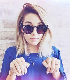 Lauren Conrad Hairstyles - Medium Straight Hair