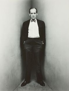 Irving Penn: retratos - Cultura Inquieta