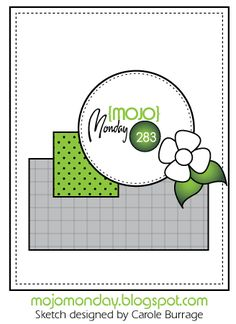 Mojo Monday - The Blog: Mojo Monday 283 Contest
