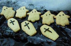 #ricetta #gialloblogs #ricettebloggerriunite Biscotti per Halloween | In cucina con Mire