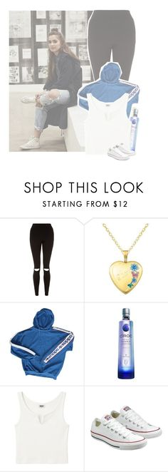 """""""Alexis"""" by fxntxsy-anxns ❤ liked on Polyvore featuring adidas and Converse"""