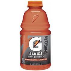 Gatorade G Series Perform Watermelon Citrus Sports drink 32 Oz Plastic Bottle