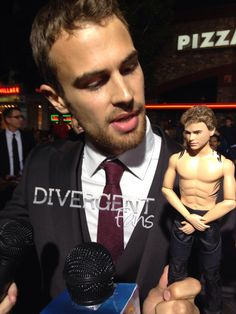insurgent theo james - Google Search