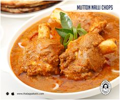 Nothing can make your mid-week amazing! Indulge in the delicious taste of Mutton Nalli Chops at THALAPPAKATTI RESTAURANT  #DindigulThalappakatti #Thalappkatti #ThalappakattiRestaurant #food #foodie #Mutton #MuttonChops