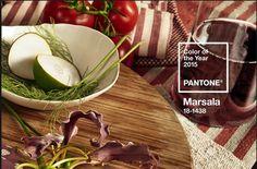 Pantone цвет 2015 года  - приборы на кухне1