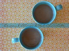 Coconut Almond Hot Chocolate