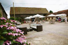 9 Intimate Wedding Venues in West Sussex - Fitzleroi Barn | CHWV