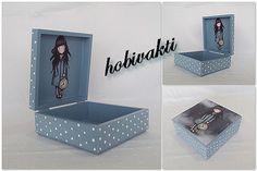 Benim boyadığım küçük kutu