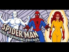 Spiderman Cartoon - Spider-Man and His Amazing Friends Season 1 Full Epi...