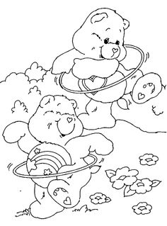 care-bears-0007.gif (647×876) bisounours