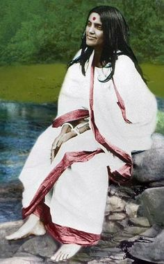 """""""The Universal Body of the Lord comprises all things - trees, flowers, leaves, hills, mountains, rivers, oceans . . . A time will come, must come, when one actually perceives this all pervading Universal Form of the One."""" ~ Sri Anandamayi Ma"""