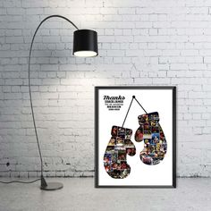 Boxing Gloves Photo Collage-Boxer Collage-Boxer Photo Collage-Boxing Coach Gift-Boxing Gift-Boxing C Boxing Coach, Online Printing Services, Coach Gifts, Boxing Gloves, Team Names, All Pictures, Create Yourself, Boxer, Photo Collages